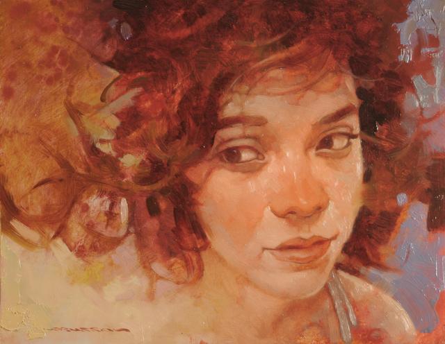 , 'Glance,' , Sirona Fine Art