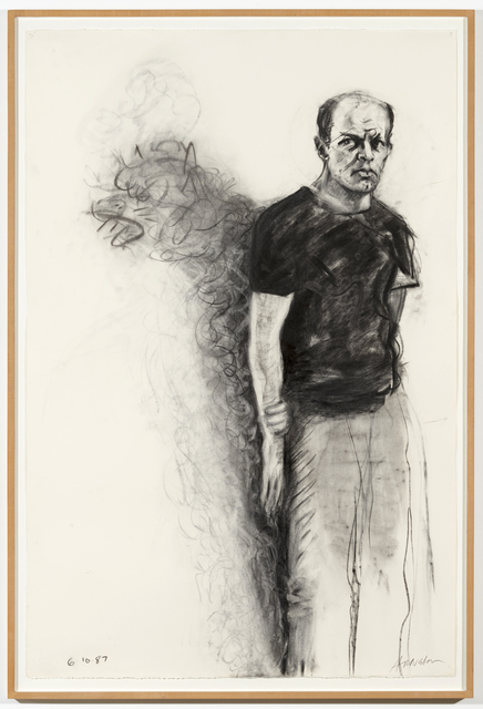 , 'J.P.'s Shadow,' 1987, Brian Gross Fine Art