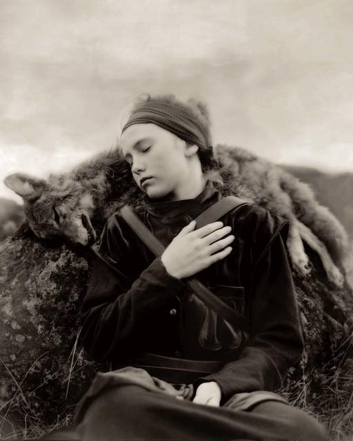 Beth Moon, 'Whisper of the Coyote', 2006-2007, photo-eye Gallery