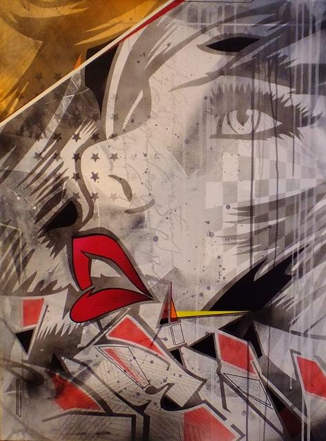 , 'Intencidad Asmica,' 2015, Lawrence Fine Art