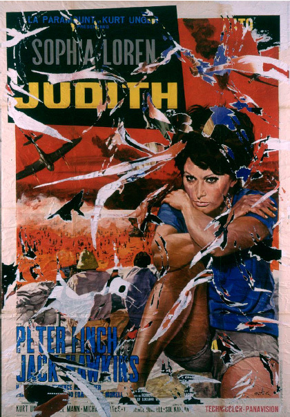 , 'Judith,' 1966-1999, Vistamare/Vistamarestudio