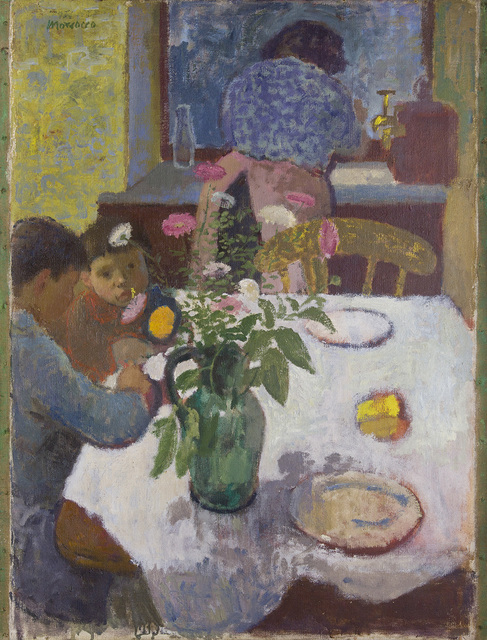 , 'Supper in the Kitchen,' ca. 1952, The Scottish Gallery