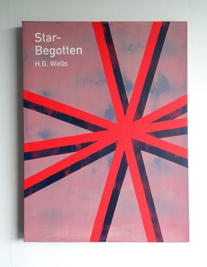 Heman Chong, 'Star-Begotten / H.G. Wells,' 2013, Anna Schwartz Gallery