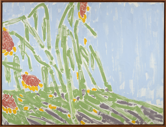 , 'Sunflowers,' 1985, Berry Campbell Gallery