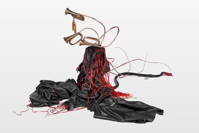 Nicholas Hlobo, 'Unduluko', 2017, Lehmann Maupin