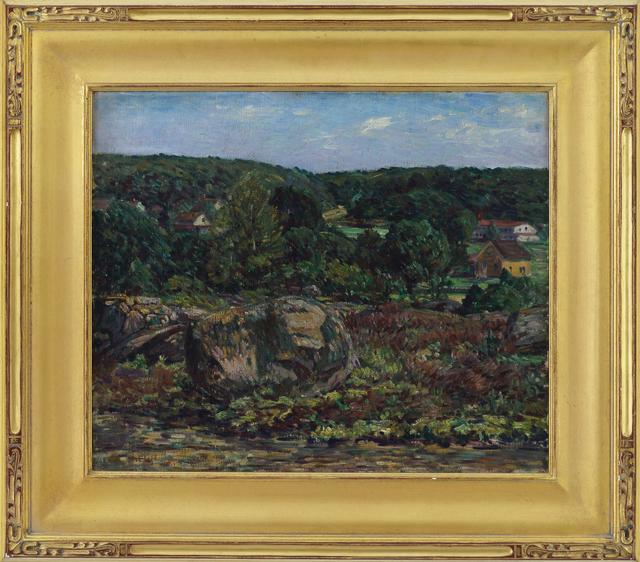 , 'Glouchester Island,' , Eisele Fine Art