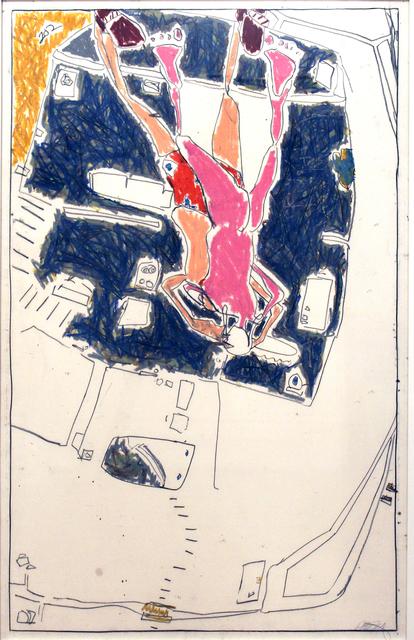 , '202 Berkshire Avenue Invitation,' 1987, Benjaman Gallery Group