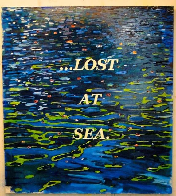 , 'Lost at Sea,' 2016, Galerie Laurent Godin