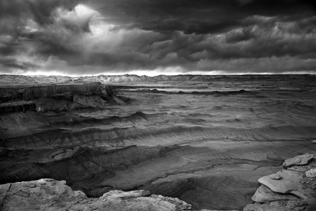 Mitch Dobrowner, 'Bentonite Wave', ca. 2008, photo-eye Gallery