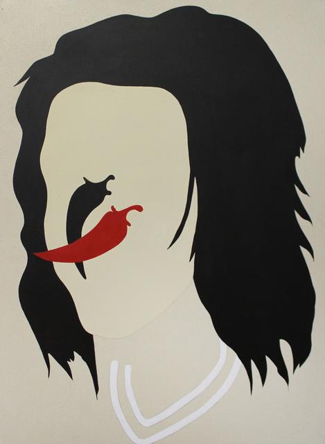, 'Pepper Portrait,' 2017, Galleri Urbane