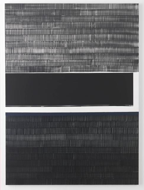 Juan Uslé, 'SOÑE QUE REVELABAS (LIXIAN)', 2017, Painting, Vinyl, dispersion and dry pigment on canvas, Cheim & Read