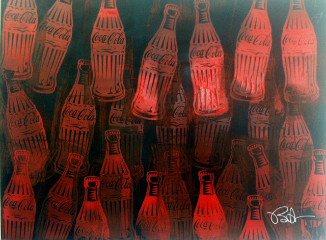 , 'Coca-Cola 40,' 2015, Soho Contemporary Art