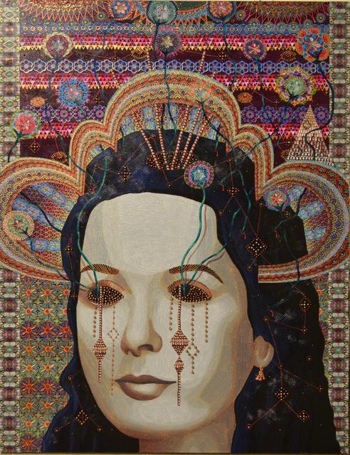 , 'Les Femmes d'Alger V,' 2017, DENK Gallery