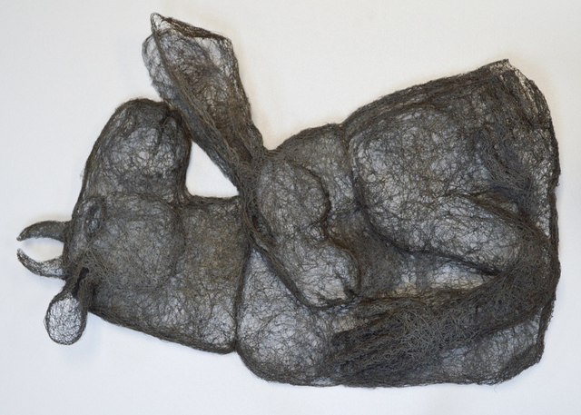, 'Hugging Wall Piece,' 2011, Waterhouse & Dodd