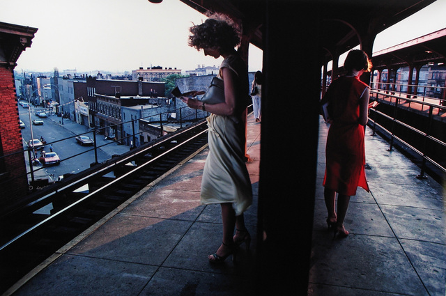 , 'Subway,' 1980, Howard Greenberg Gallery