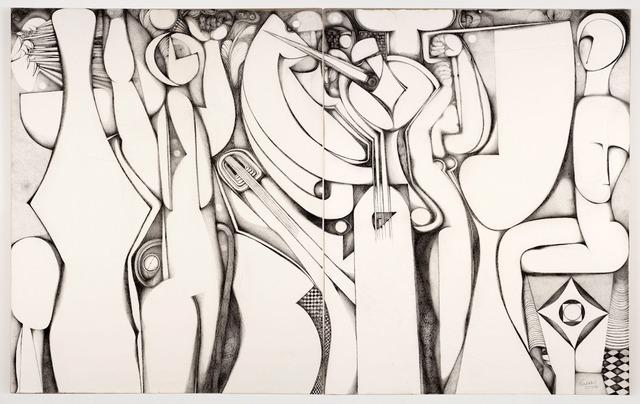 , 'Flamenco Dancer,' 2011, Vigo Gallery