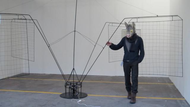 , 'Métro - Boulot - Dodo,' 2011, Barbara Seiler
