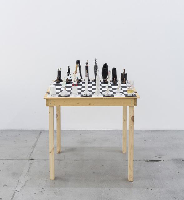 , 'Von Adapt Linné's Chessboard,' 2014, Galleri Nicolai Wallner