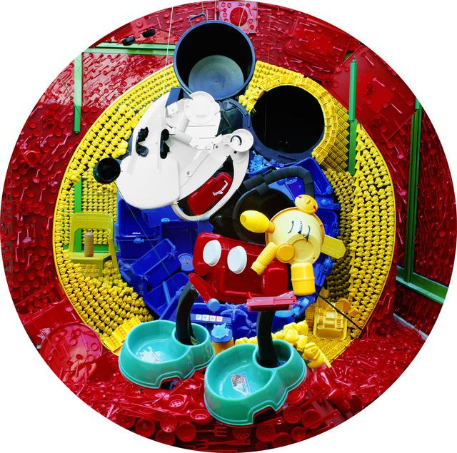 , 'Inventory N°34 - Mickey,' 2001, Mazel Galerie