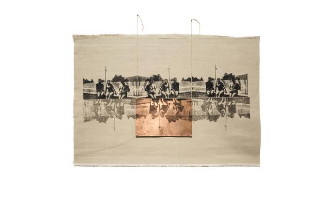 , 'Poolside II,' 2015, Sabrina Amrani