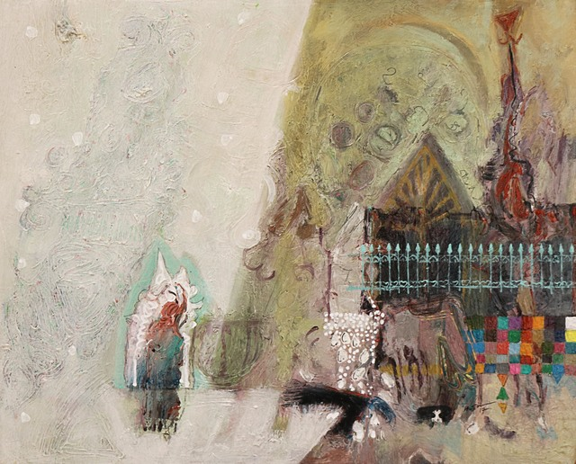 , 'Shrine,' 2018, Eclectica Galleries