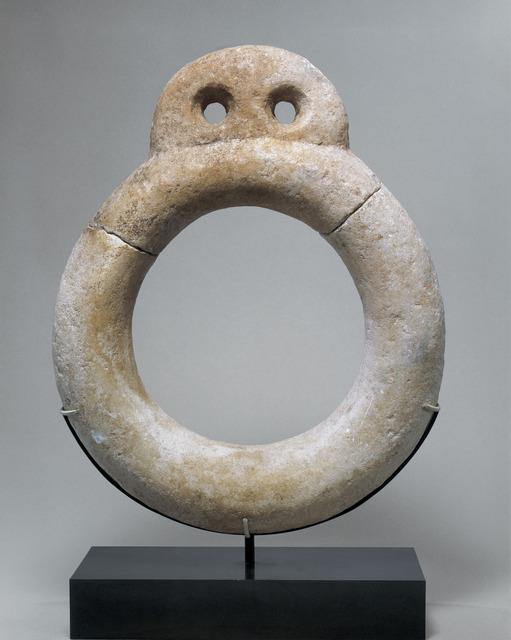 ", 'Anthropomorphic ""Idol"", Anatolian,' 5th-4th millenium, Phoenix Ancient Art"