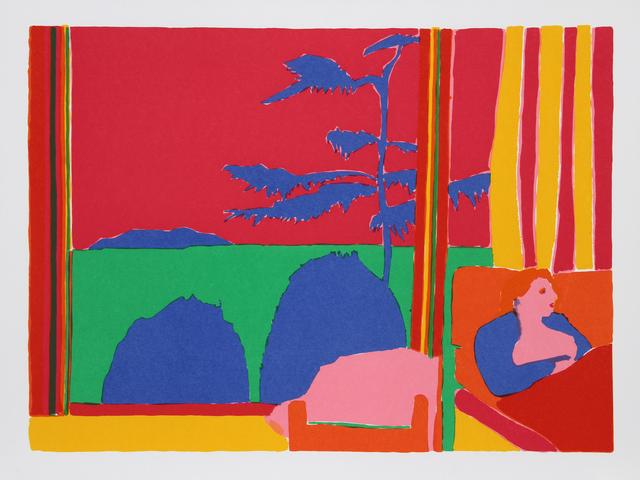 John Grillo, 'Kaleidoscope VI', 1980, RoGallery