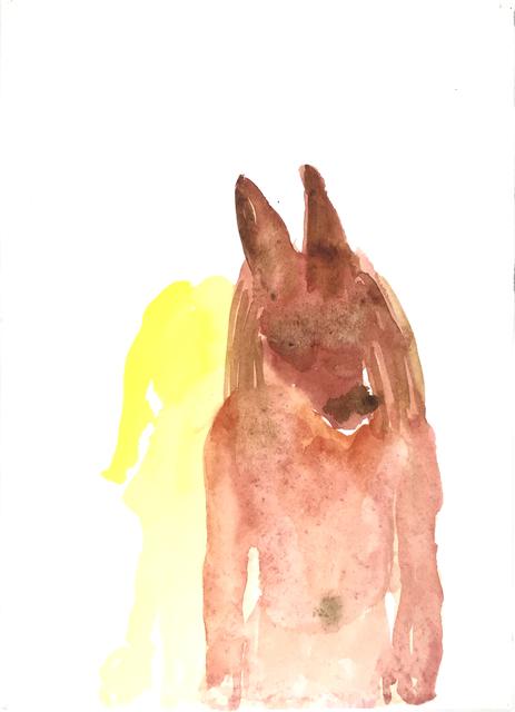 , 'Wesen (engl.: Being),' 2011, DAS ESSZIMMER