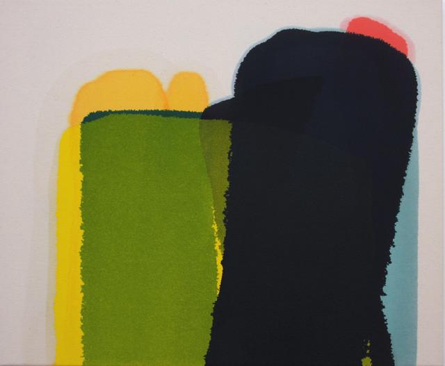 , 'Area,' 2017, Galerie Kornfeld