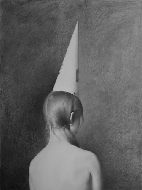 , 'Dunce,' 2017, Lyons Wier Gallery