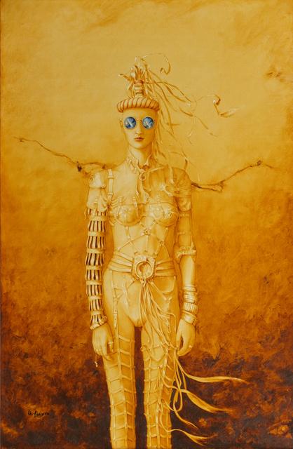 , 'Ombilica,' 2015, galerie bruno massa
