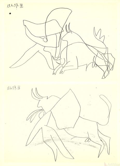 , 'El Toro (1),' (Date unknown), ArtWise