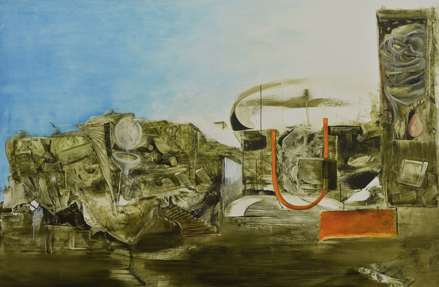 , 'Landfill,' 2015, Abode