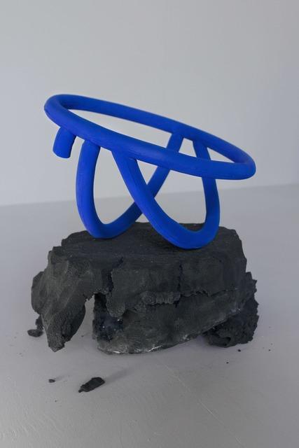 , 'Emilie Bobek - Playground Blue,' 2017, Galerie Ron Mandos