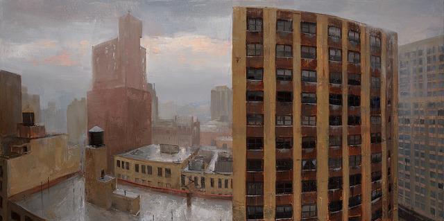 , 'Gramercy, Rainstorm,' 2015, Koplin Del Rio