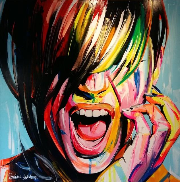 , 'I rock !,' 2016, Art Life Gallery