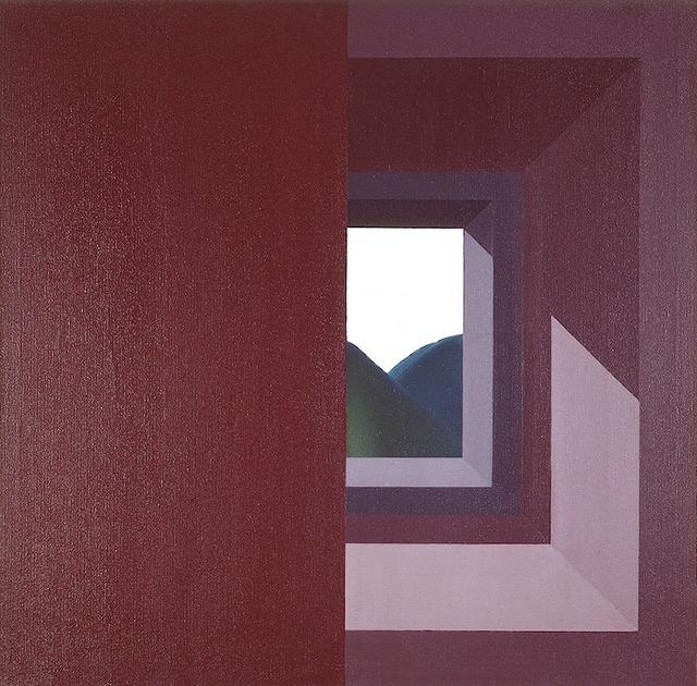 , 'Ventana,' 1975, Nueveochenta