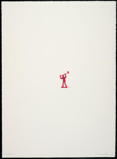 , 'Hacha,' 2005, Polígrafa Obra Gráfica
