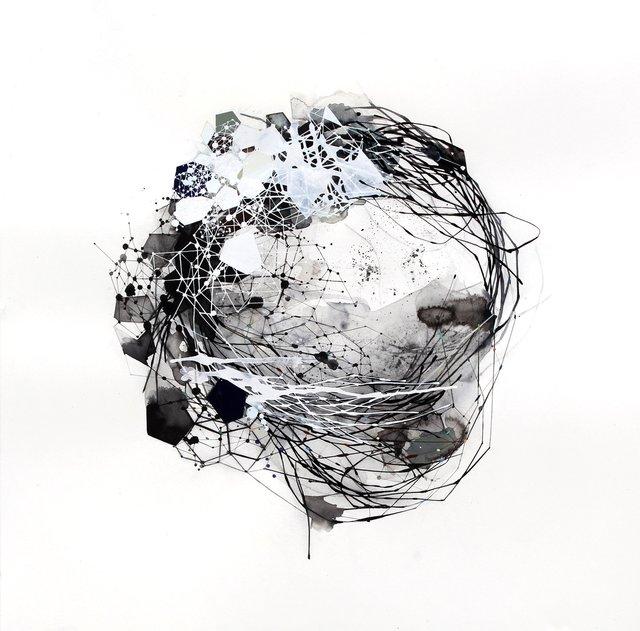 , 'disclination I,' 2014, Hosfelt Gallery