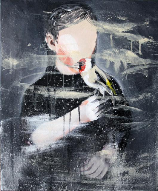 , 'Goldfinch,' ca. 2015, Galerie Sandhofer