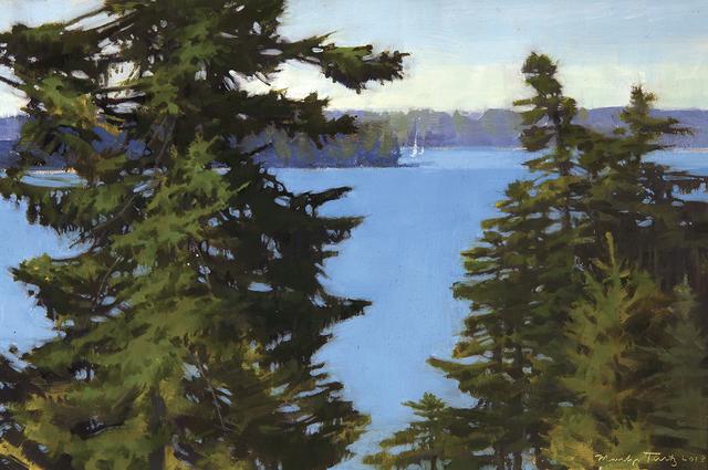 , 'Clear Blue Bay ,' , Dowling Walsh