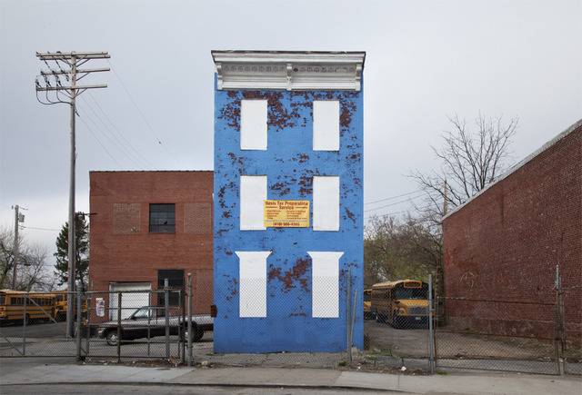 , 'Baltimore, MD,' 2010, C. Grimaldis Gallery