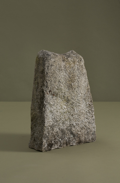 , 'A Piece of Stone,' 1983, Maison Gerard