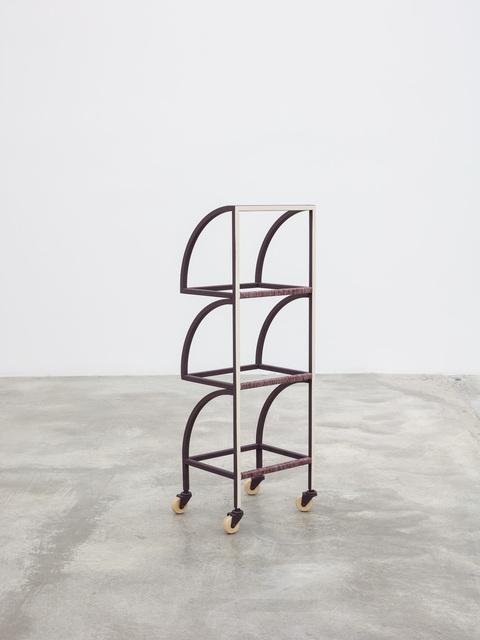 Suki Seokyeong Kang, 'Circled Stairs #18-01', 2016-2018, Tina Kim Gallery