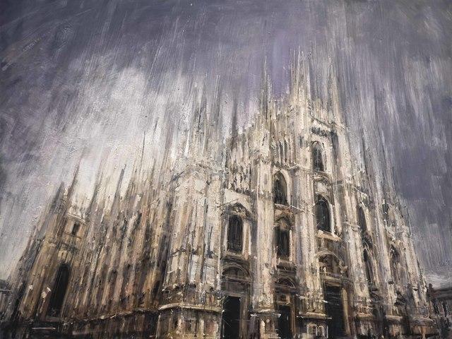 , 'Duomo de Milano,' 2018, Gallery 1261