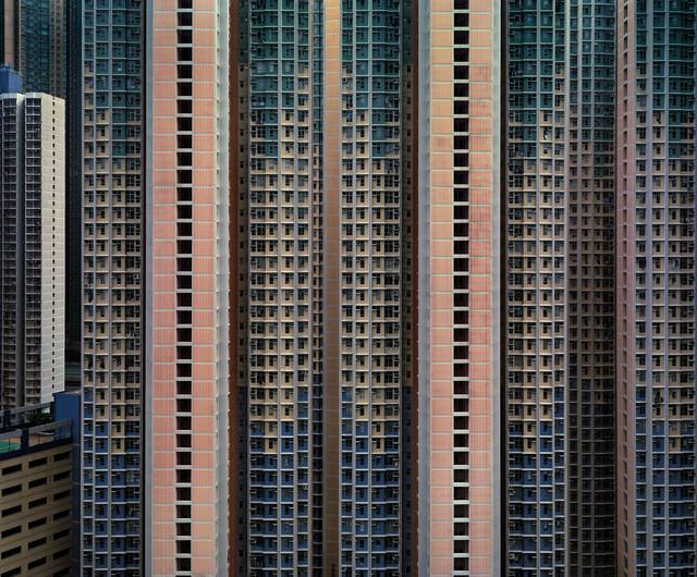Michael Wolf (1954-2019), 'Architecture of Density #20', 2005, Bruce Silverstein Gallery