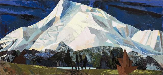 , 'Mountainhood,' 2017, Russo Lee Gallery
