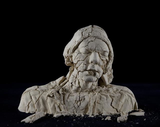 , 'Untitled (Bust) (Pine Timbermate Woodfiller) 4/4,' 2011, Sullivan+Strumpf
