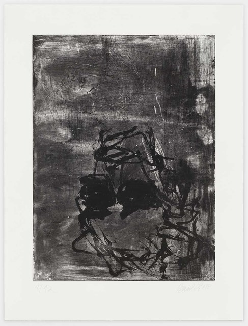 Georg Baselitz, 'Rothko I', 2018, Alan Cristea Gallery