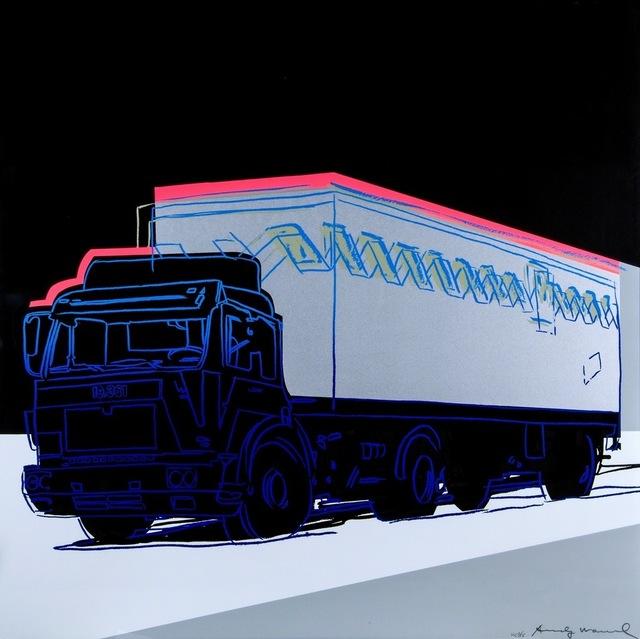 , 'Truck FS II.370,' 1985, Gregg Shienbaum Fine Art